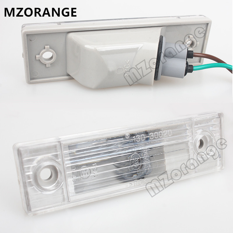 No Error Car Auto Rear Trunk Assembly License Plate Lamp Light Switch Button For Chevrolet Cruze