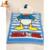 Monkids 2017 nuevo estilo de la historieta del bebé albornoz kids niños bath towel beach towel capa de los niños del bebé batas de baño cómodo