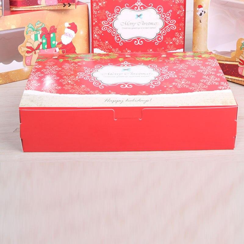 100 stücke Back verpackung Weihnachten Serie Mehrere Muster schönes ...