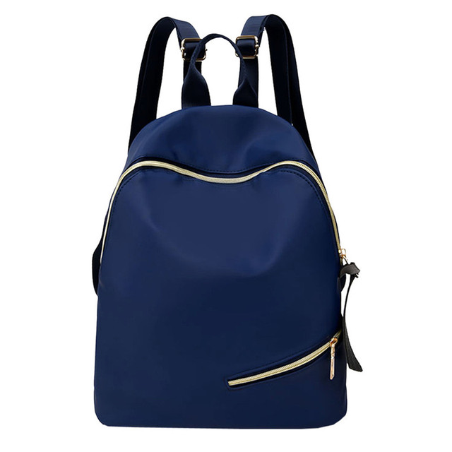 43ae223f84 Trendy Designer Women Backpacks Oxford Back Pack Female School Bags Teenage  Girls College Student Casual Bag