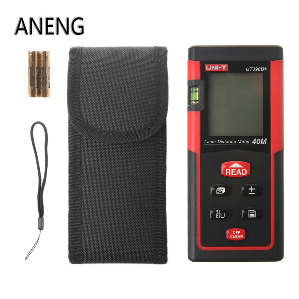 Aneng LD40 цифровой лазерный дальномер 40 м 131 футов мера Diastimeter дальномер