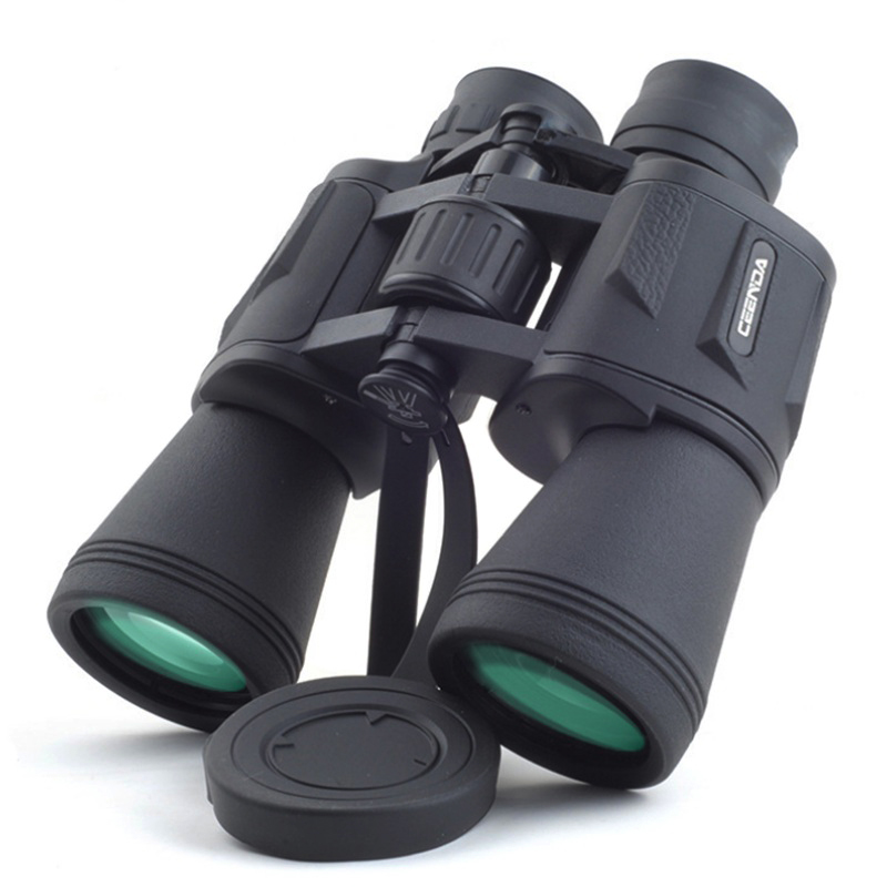 20 x 50 Binoculars HD Telescope Zoom Optic Lens Spotting Scope Binoculars Coating Lenses Night Vision Space Hunting FMC Green цена и фото