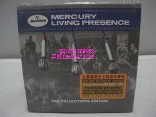 Mercury Living PresenceFever name plate60Anniversary 50ZhangCD