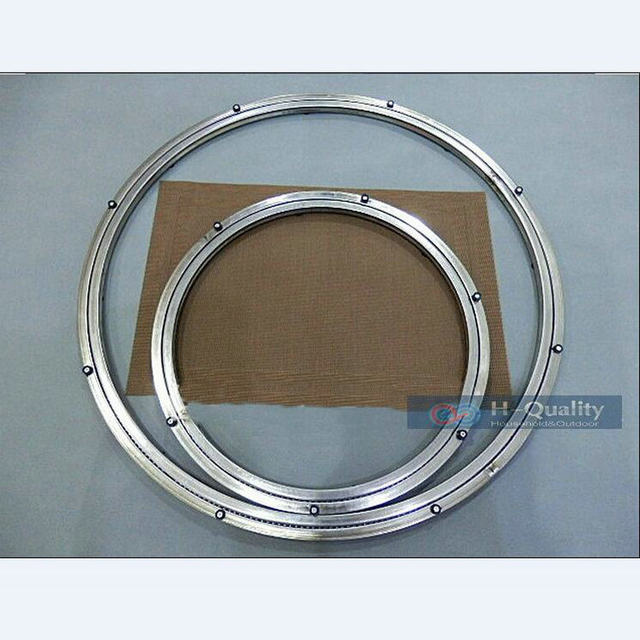line Shop 450MM 18INCH Stainless Steel Dining Table Lazy Susan