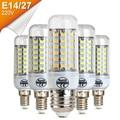 Lâmpadas LED 220 V E27 E14 Bulbo Da Lâmpada Led Brilho 24 36 48 56 69 leds Lampada Bulbo Do Natal Lustre de Luz Brilhante Elevado DIODO EMISSOR de luz