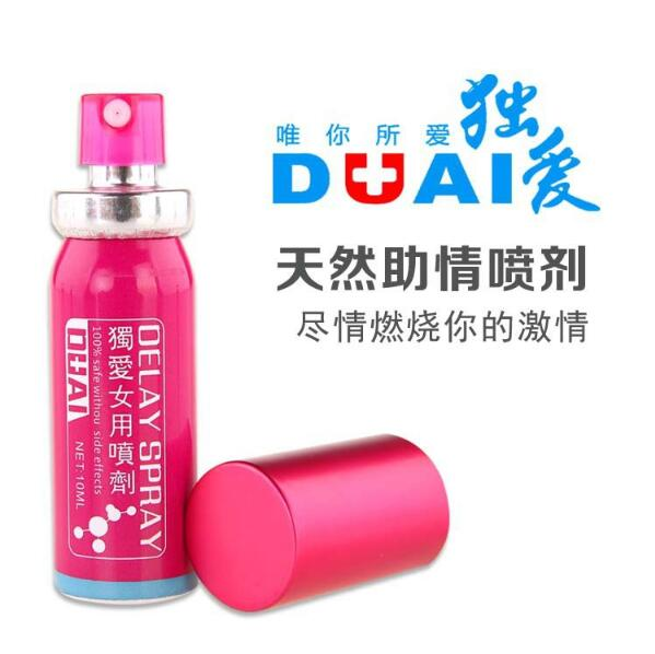 10ml Women Sexual Pleasure Orgasm Stimulant Liquid Spray