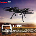 Free shipping 2.4G big Quadcopter rc Drone camera holder included as gift H899 VS x8c/x8w can add FPV camera rc helicopter