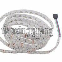 Tanbaby Led Strip Light 5050 SMD 60led M DC12V Flexible Led Ribbon Waterproof Tape Rgb White