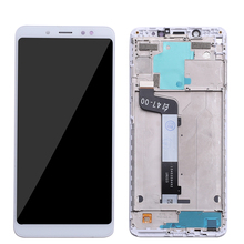 10 Touch di Qualità AAA LCD + Frame Per Xiaomi Redmi Nota 5 Pro LCD Screen Display di Ricambio Per Redmi nota 5 LCD Snapdragon 636