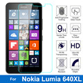 0.26mm Ultrathin Premium Screen Protector Tempered Glass Protective Film For Nokia Microsoft Lumia 640 XL 640XL N640XL Dual Sim