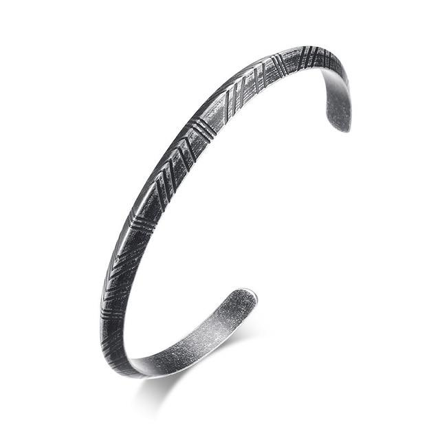 Aliexpress.com : Buy Simply Vintage Triangular Wire Stamped Cuff ...