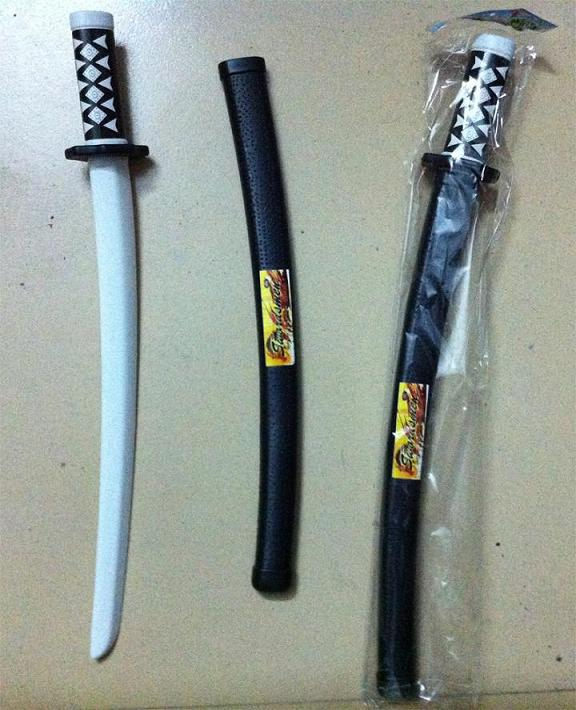 Target Toys For Boys Swords : Sword weapon category boys samurai plastic toy knife