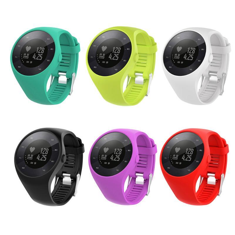 2beadee56be 1 stks Horlogeband Vervanging voor Polar M200 Smart Band Polsband Armband  met Gesp Smart Accessoires in 1 stks Horlogeband Vervanging voor Polar M200  Smart ...