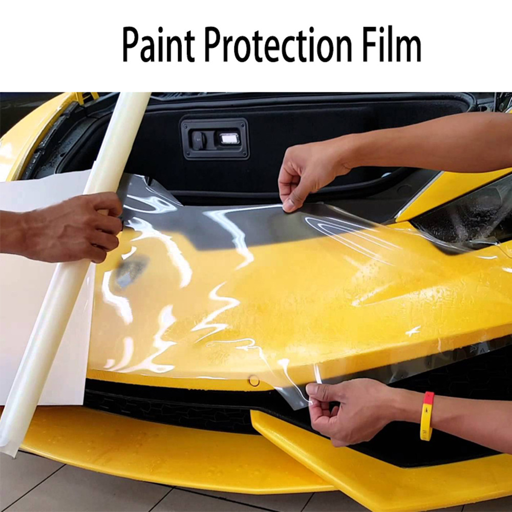 2019 Transparent Car Interior Protective Film Auto Cover Wraps Car Stickers