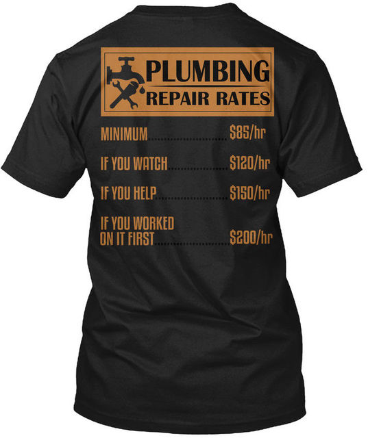 Off The Rack Plumber...