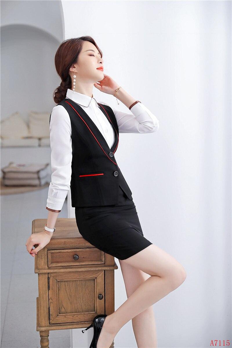 Weinrot Rock Anzug Frauen Büro Damen 2 Stück Anzüge Hochwertigen Formalen Ol Arbeitskleidung Business Elegante Weibliche Büro Uniform Lassen Sie Unsere Waren In Die Welt Gehen Frauen Kleidung & Zubehör