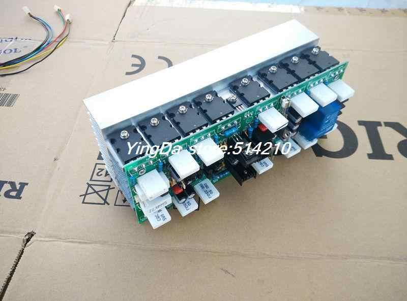 Высокая Мощность Хороший звук в сборе HIFI 1000 Вт TTC5200/TTA1943 плата одноканального усилителя с 2u радиатора