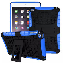 Hybrid Heavy Duty Armor Case For iPad Mini 4 Rugged Shock Proof Cover Shell Case