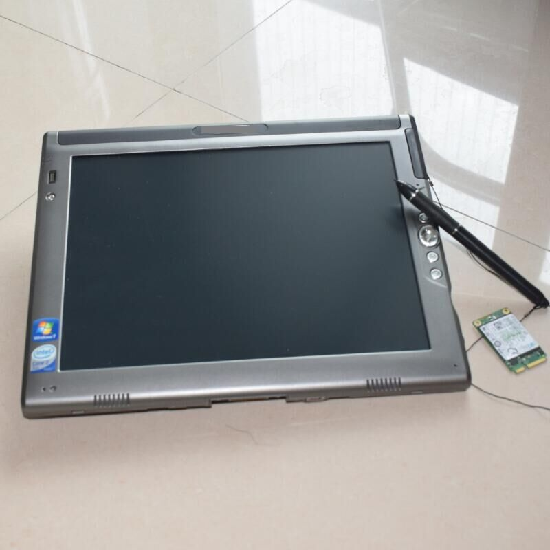 2018.05 SSD Star Diagnosis Compact 4 with Rugged LE1700 Tablet PC Ready to Work for MB SD C4 Connect 4