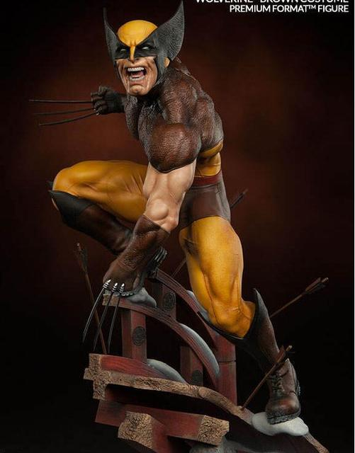 Wolverine Avengers Marvel Movie Action Figure 23.5cm
