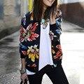 2017 Suprem Украина весна зима Harajuku короткие черные Куртки Женщины базовая Пальто колледж повседневная Готический Панк Куртки Бомбардировщика девушка