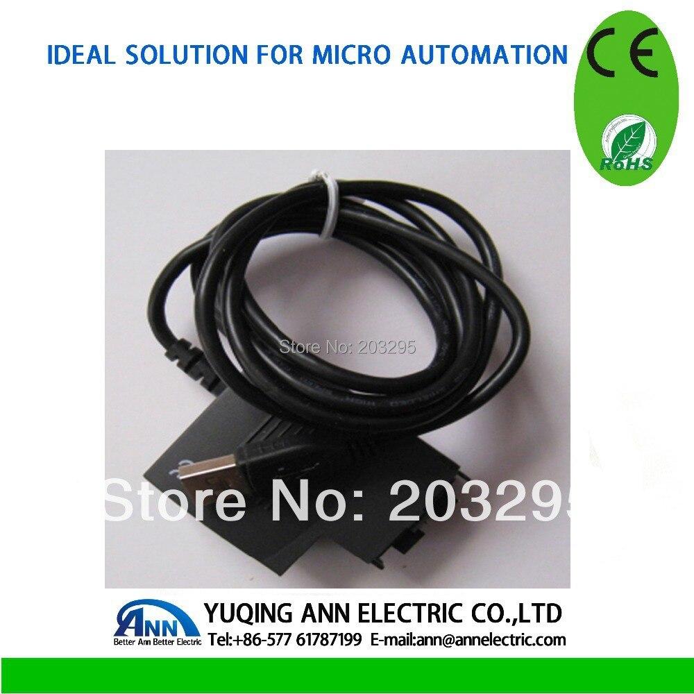 PLC Câble Programmable SR-DUSB, La communication câble entre SR et PC USB, vente seulement avec SR PLC