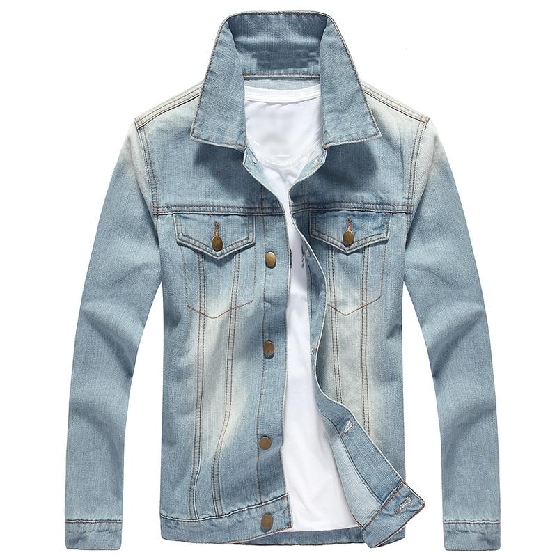 Popular Light Jean Jackets-Buy Cheap Light Jean Jackets lots from