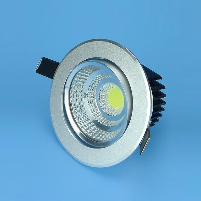 Hot Sale LED Downlight 10W COB Ceiling Spot Light Super Bright Recessed Celing Lights AC85- & Hot Sale LED Downlight 10W COB Ceiling Spot Light Super Bright ...