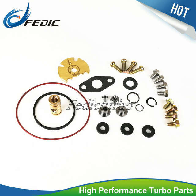 Turbocharger repair kit GT1849V 717625 717626 Turbo kits for Opel Astra G  Zafira A Signum Vectra B C 2 2 DTI 92Kw 100Kw Y22DTR