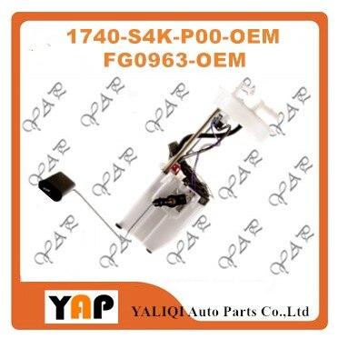 燃料ポンプ用fithonda crv ex se lx 2.4l FG0963 17040-S4K-P00 2002-2008