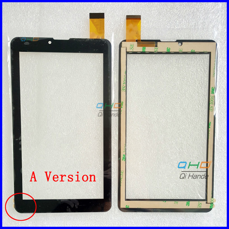 New 7 Inch Touch Screen Digitizer Sensor Panel For Digma Optima Prime 3G TT7000MG Tablet Replacement Free shipping 7 inch tablet capacitive touch screen replacement for bq 7010g max 3g tablet digitizer external screen sensor free shipping
