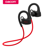 Original DACOM Wireless Sport Headset IPX7 Waterproof Bluetooth Stereo Headphone With Mic For Go Swimming Music