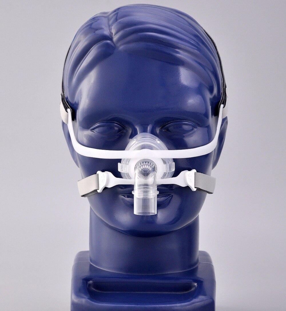 XGREEO nouveau masque nasal pour Machine CPAP/APAP/BPAP avec taille S/M/L
