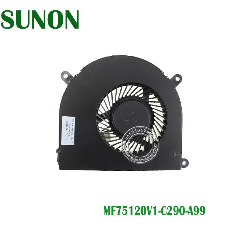 NEW CPU COOLING FAN MF75120V1-C290-A99 DC5V 2.25W