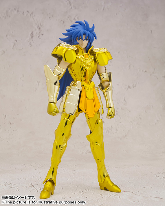 """Saint Seiya"" Original BANDAI Tamashii Nations D.D.PANORAMATION / DDP Action Figure   GEMINI SAGA   the Pope's Chamber  -in Action & Toy Figures from Toys & Hobbies    3"