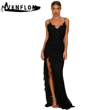 6c68931517557 VENFLON Summer Dress Women 2019 Sexy Strapless Long Party Dress Elegant Wedding  Bridesmaid Maxi Dress Female