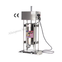 Automatic Churro machine Stainless Steel Electric Churro Maker Spanish Churros Making Machine Capacity 15 Liters