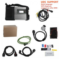 2019 MB SD C5 SD Connect Compact 5 Star Diagnosis with WIFI for Cars and Trucks Multi Language