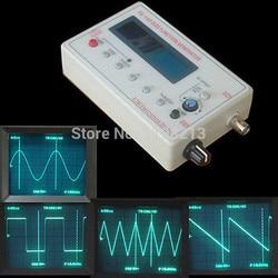 1 HZ 500 KHZ DDS funkcjonalny Generator sygnału sinus + kwadrat + trójkąt + Sawtooth kształt fali w Generatory sygnałów od Narzędzia na