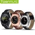 Frecuencia cardíaca podómetro apoyo smart watch 913 mtk6261 torntisc sendentary recordatorio de monitoreo remoto sim/tarjeta tf teléfonos reloj