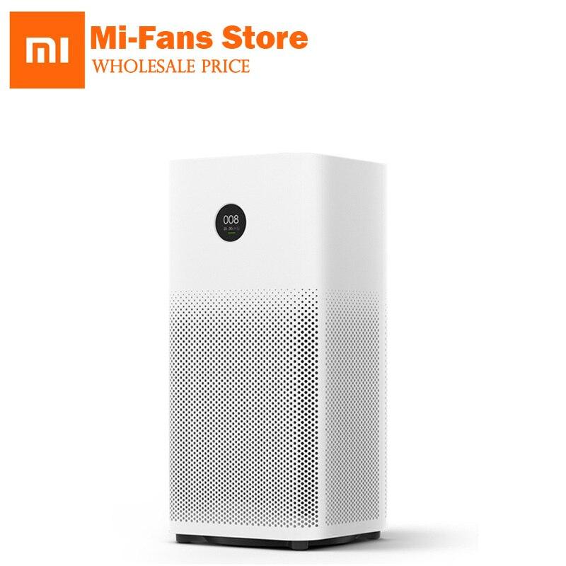 11.11 New Original Xiaomi Smart <font><b>Air</b></font> <font><b>Purifier</b></font> 2S Smartphone Mi Home APP Control Smoke Dust Peculiar Smell Cleaner