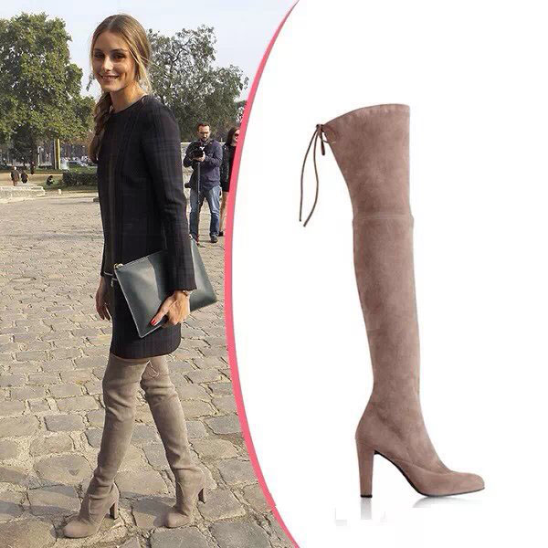 Cheap Leather Boots for Women Promotion-Shop for Promotional Cheap ...