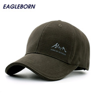 2016 Brand New 100 Cotton Male Cap Hats High Quality Men S Baseball Cap Autumn Style