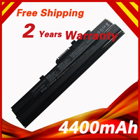 6 Cells Black Laptop Battery For MSI Wind12 U200 U230 BTY S11 BTY S12 For MEDION