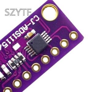 Image 4 - I2C ADS1115 16 Bit Adc 4 Kanaals Module Met Programmeerbare Gain Versterker 2.0V Naar 5.5V Voor Arduino Rpi