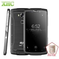 HOMTOM ZOJI Z7 IP68 Waterproof Mobile Phone Fingerprint ID Smartphone 5 0 Inch Android 6 0