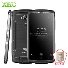 HOMTOM ZOJI Z7 IP68 Waterproof Mobile Phone Fingerprint ID font b Smartphone b font 5 0