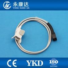 Compatible for Nonin 8500,8600 pediatric finger clip type Spo2 sensor