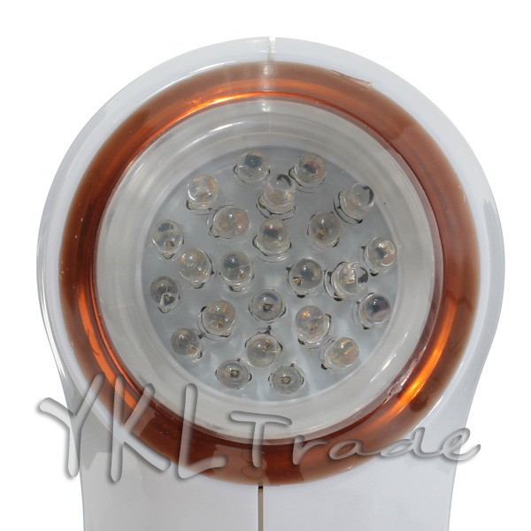Wajah Cleaner Galvanis Ultrasonic 5