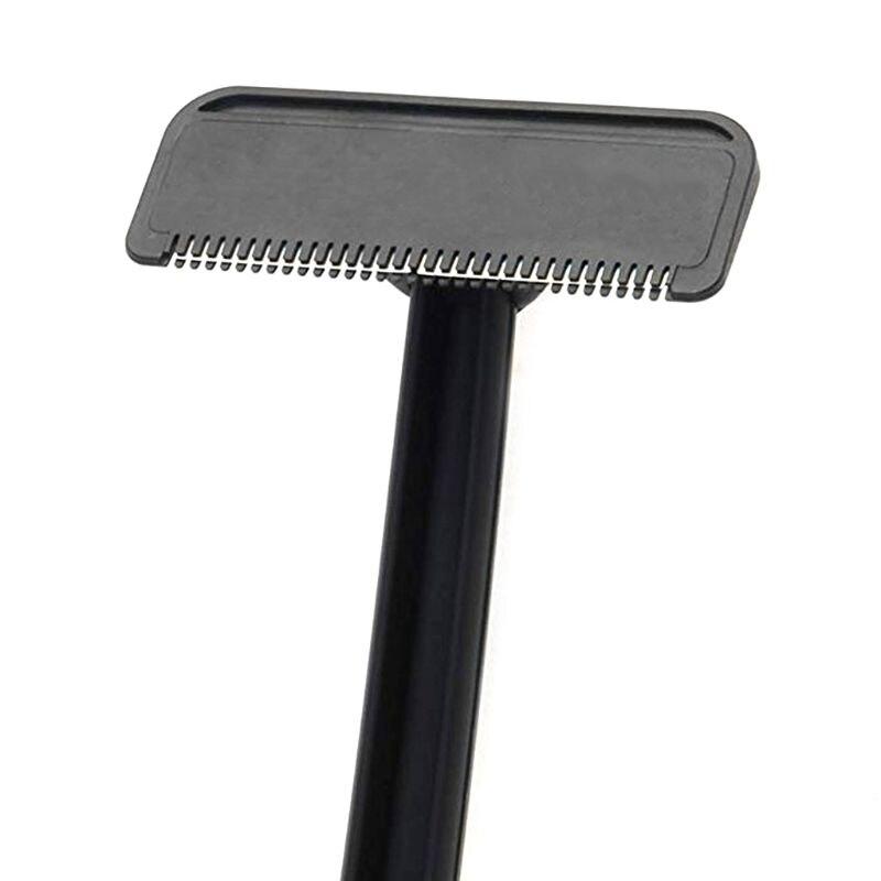 Shaving Manual For Men Shaver Hair Men Back Hair Shaver Head Blade Trimmer Body Leg Removal Razor 5